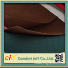 Micro PU cuir tissu fabriqué en Chine