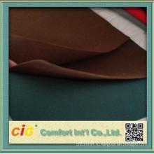 Микро PU кожа ткань, сделанные в Китае