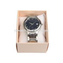 самые популярные продукты OEM новый дизайн мода унисекс часы