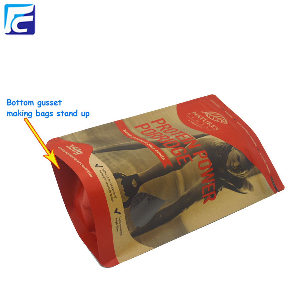 Whey Protein Powder Packaging Bags