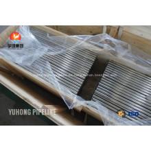 Intercambiador de calor tubo UNS N10276 ASME SB564 de Hastelloy