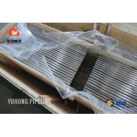 Hastelloy Heat Exchanger Tube UNS N10276 ASME SB564