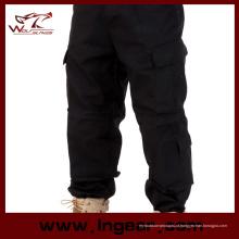 Calças de camuflagem de exército esportes ao ar livre para Airsoft tático Men′s calças