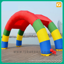 Outdoor event inflatable arch for wedding decoration