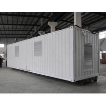 40' контейнерах немого 2000кВт-дизель-генератор