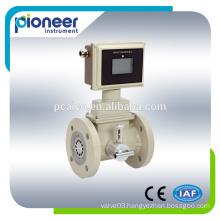 LWQ Series 4-20ma/ pulse turbine gas flow meter