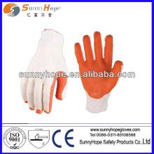 10 gauge T/C bubber palm gloves