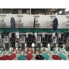 3 en 1 (plano + lentejuelas + puntada de la cadena) Modelo vendedor caliente 38 + 38 de la India