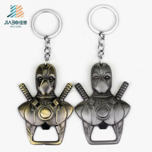 Custom Alloy Casting Star Wars Warrior Metal Bottle Opener for Souvenir