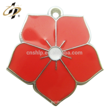 Promotion gift alloy decoration enamel custom charm pendant