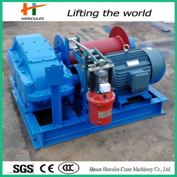 Professional Electric Winch, Windlass with Dwg