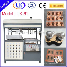 Mini Vacuum PP Plastic Forming Machine