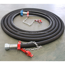 Steel Wire Spiraled Drilling Rubber Hose