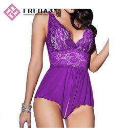 Women Sexy Babydoll Ultra Sexy Nightwear Lace Lingerie