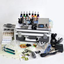 Factory best selling for Tattoo Machine Kits High Quality Tattoo Case Kits export to Niue Manufacturers