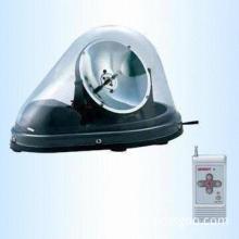 Aerodynamic Shaped High Brightness Emergency Light with Wireless Controller