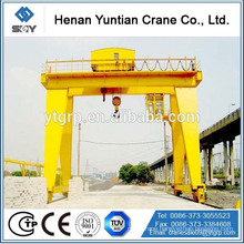 MG/A Model Gantry Crane With Crane Lift Cable
