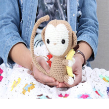Knitting Patterns Crochet Animals
