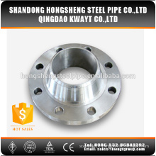 MACHINED STEEL AND STAINLESS STEEL FLANGES