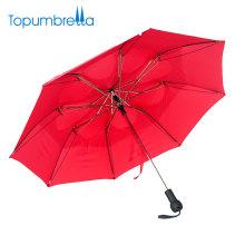 alibaba productos innovadores impresión completa por encargo a prueba de agua 2 veces mini paraguas