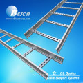 Cable Support System Galvanized Ladder Electrical Steel Cable Ladder Price