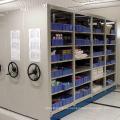 Warehouse & Office Movable Storage-Lösung / Leichter Duty Handwagen
