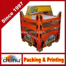 Promotion Pallet Rack Display (6138)