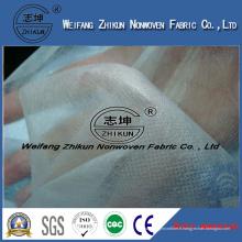 Tissus non-tissés hydrophiles de polypropylène vierge de 100% / tissu non tissé spunbonded de pp pour la couche-culotte