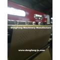 Máquina de corte rotativa con dispositivo de corte de rollo de papel