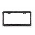 Fashinable carbon fiber license plate