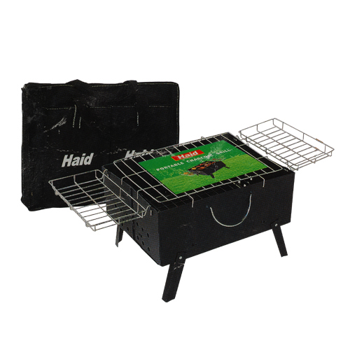 bbq folding grill oven