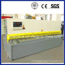 Sheet Metal Hydraulic Shearing Machine, Hydraulic CNC Guillotine Shearing Machine (QC12Y-10X2500)