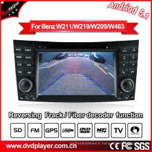 Car Multimedia Entertainment pour Benz G GPS Navigatior