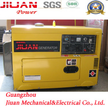 5kw/6kVA Diesel Power Electirc Small Generators