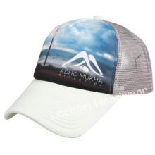 Gorra de malla de esponja de camionero Snapback