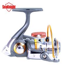 10 + 1 BB Bobine d'acier inoxydable Super-lisse spinning Fishing Reel