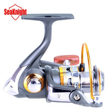 10+1 BB Stainless Steel Shaft Super-smooth Spinning Fishing Reel
