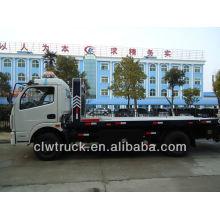 Dongfeng DLK 4400mm Towing Truck,5 ton wrecker towing truck