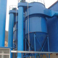 Revolving reverse blow asphalt plant bag filter