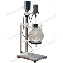 Updated most advanced screw press glass liquid separator