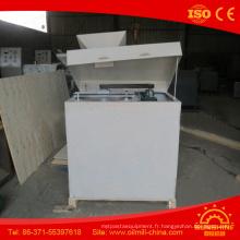 200kg par heure shiller noyer de machine de décorticage dur de noix
