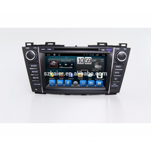 8'' 2Din Android 7.1.2 Quad-Core Car DVD Player for mazda 5 2012 with Built-in Wifi +4G DVD TPMS DAB OBD