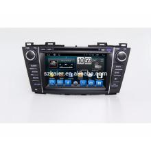 Kaier carro especial dvd rádio / mazda carro gps para 2012 mazda 5 com built-in sintonizador de rádio