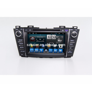 Kaier special car dvd radio/mazda car gps for 2012 mazda 5 with Built-in radio tuner