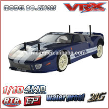 VRX Racing 1/10 brushed electric touring car, rc touring model car made in China