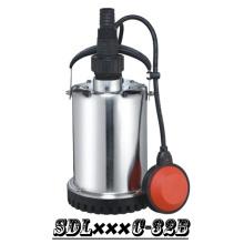(SDL400C-32 B) Cheatest pompe Submersible d'eau propre jardin inox avec fond en plastique
