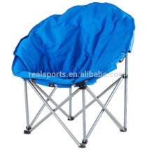 Niceway Prático Folding Saucer Interior Adulto Dobrável Lua Cadeira
