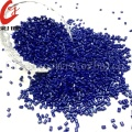Blue No Spraying Masterbatch Granules