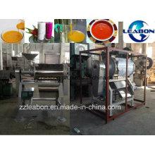 2016 heißer Verkauf Mango und Dragon Fruit Slurry Paste Maschine Saft Bar Verwenden