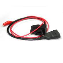 for FIAT 3pin with 1clip to OBD2 16pin Diagnostic Cables